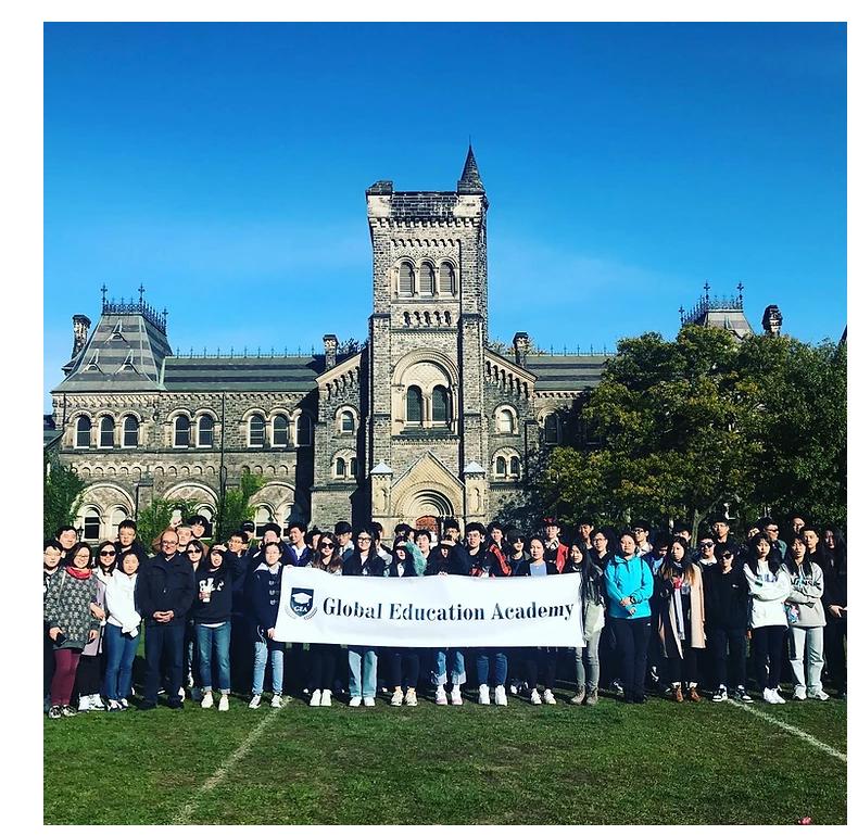 University of Toronto Tour